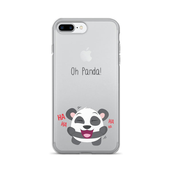 Laughing Panda - iPhone 7/7 Plus Case