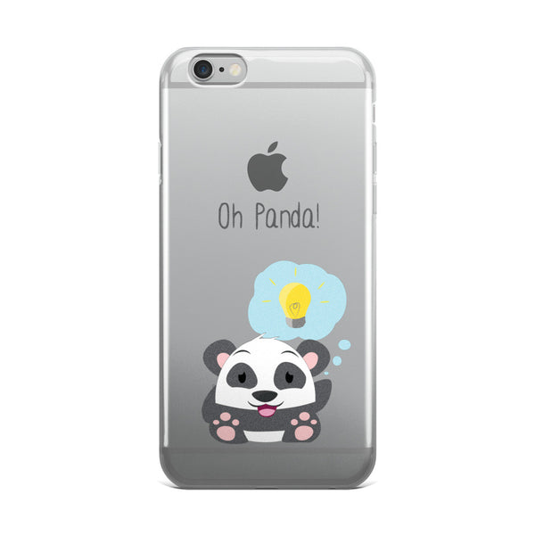 Smart Panda - iPhone 5/5s/Se, 6/6s, 6/6s Plus Case