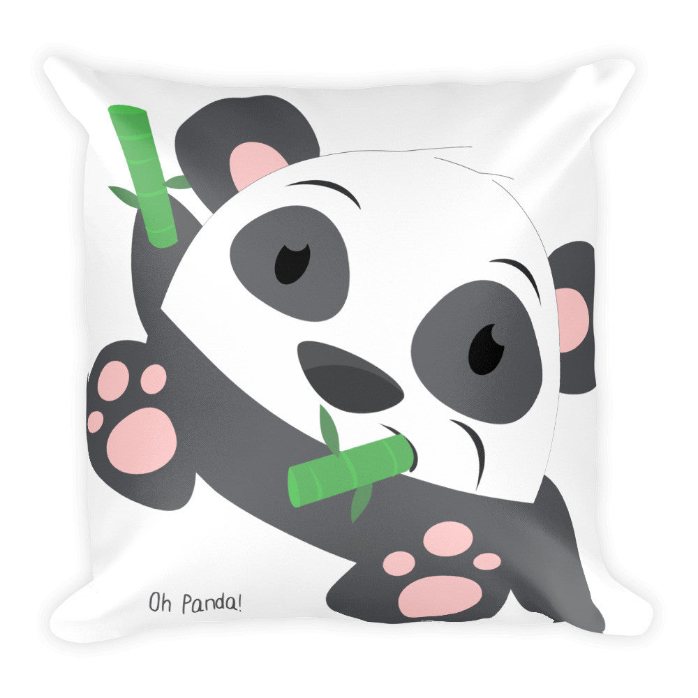 Pillow - Bamboo - Oh Panda!