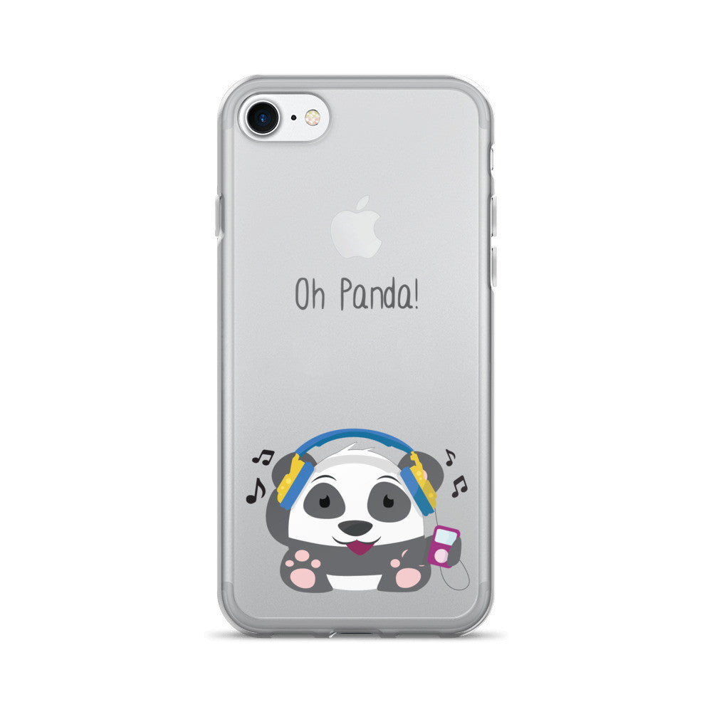 DJ Panda - iPhone 7/7 Plus Case