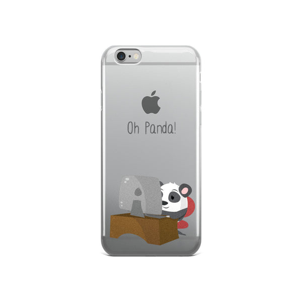 Geek Panda - iPhone 5/5s/Se, 6/6s, 6/6s Plus Case