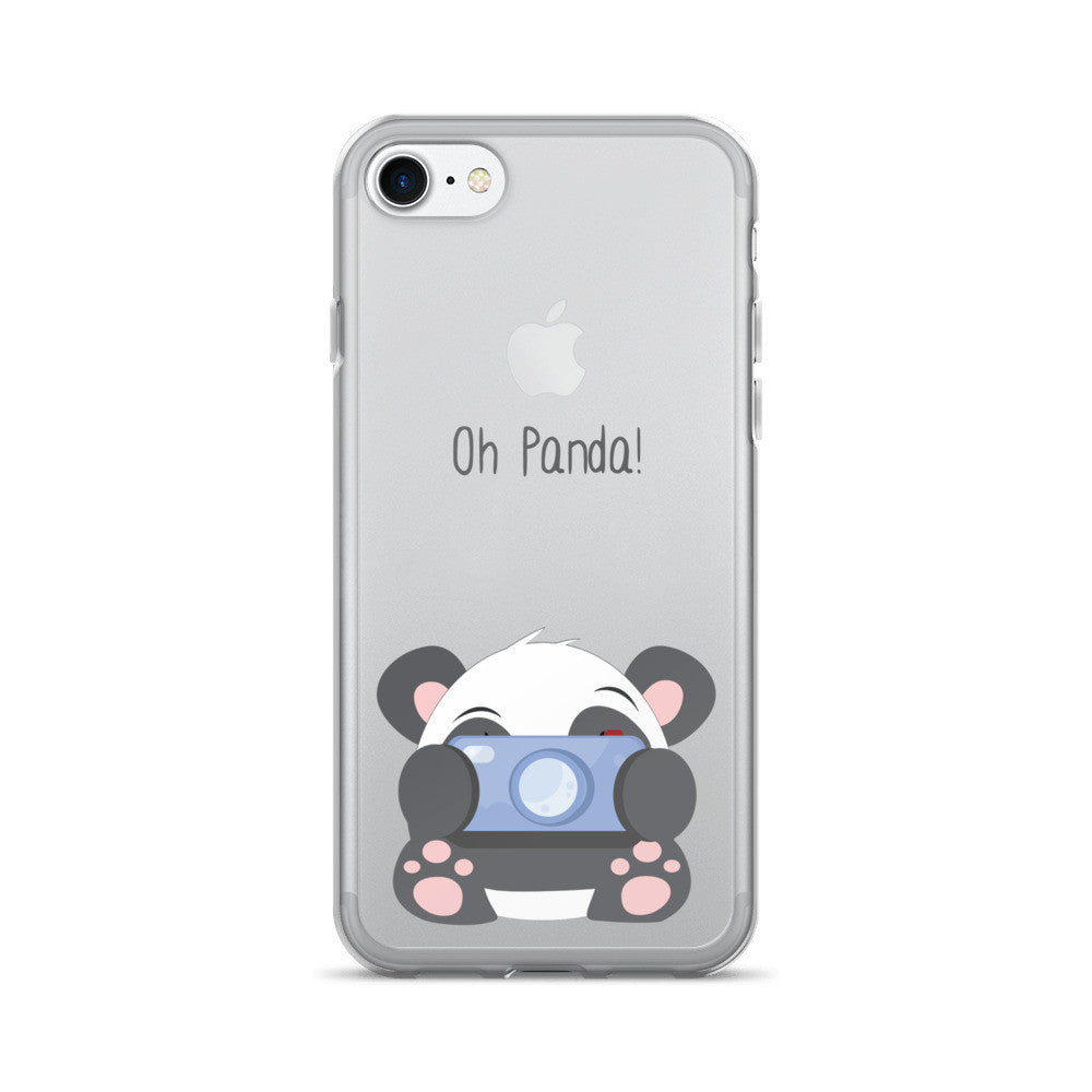 Paparazzi Panda - iPhone 7/7 Plus Case