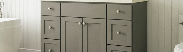 JSI Cabinetry Premier Series Vanities - Amesbury Mist-Wholesale Cabinet Supply