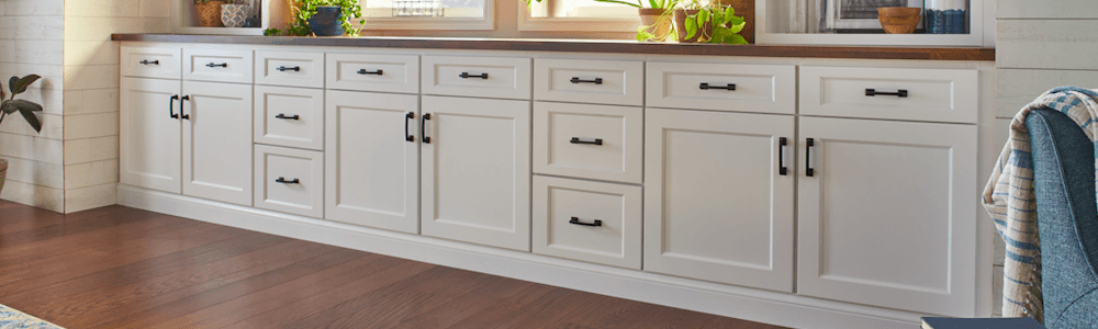 Wolf Classic Cabinetry York White Wholesale Cabinet Supply