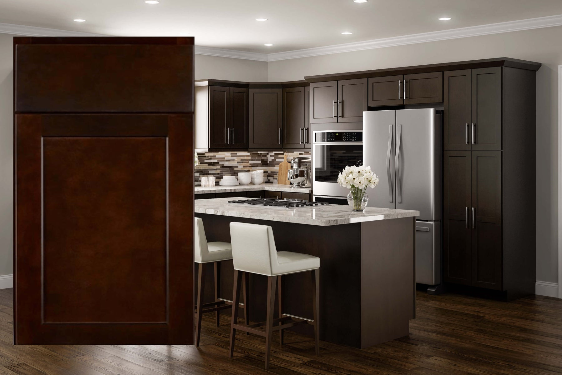 Click To Shop Our Premier Series Kitchen Cabinets