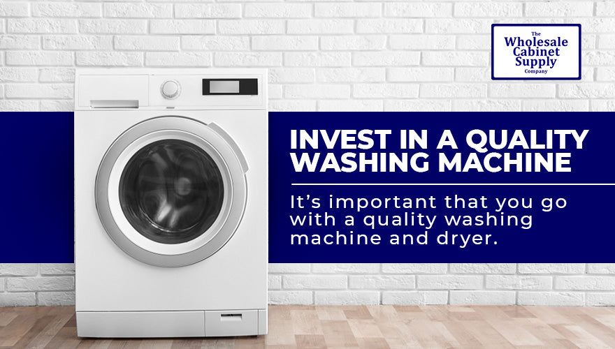 Invest in a Quality Washing Machine