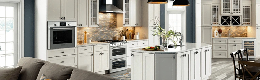 JSI Cabinetry in a Kitchen