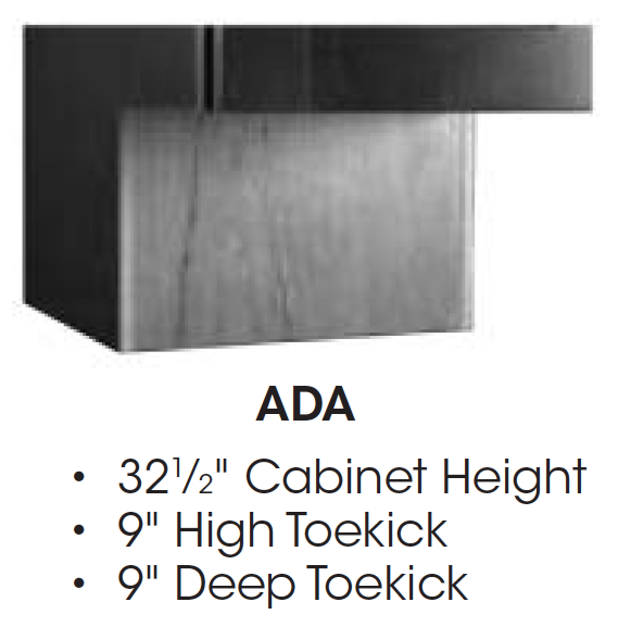 Ada Kitchen Cabinets Wholesale Cabinet Supply