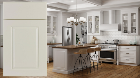 designer series yarmouth slab assembled kitchen cabinets