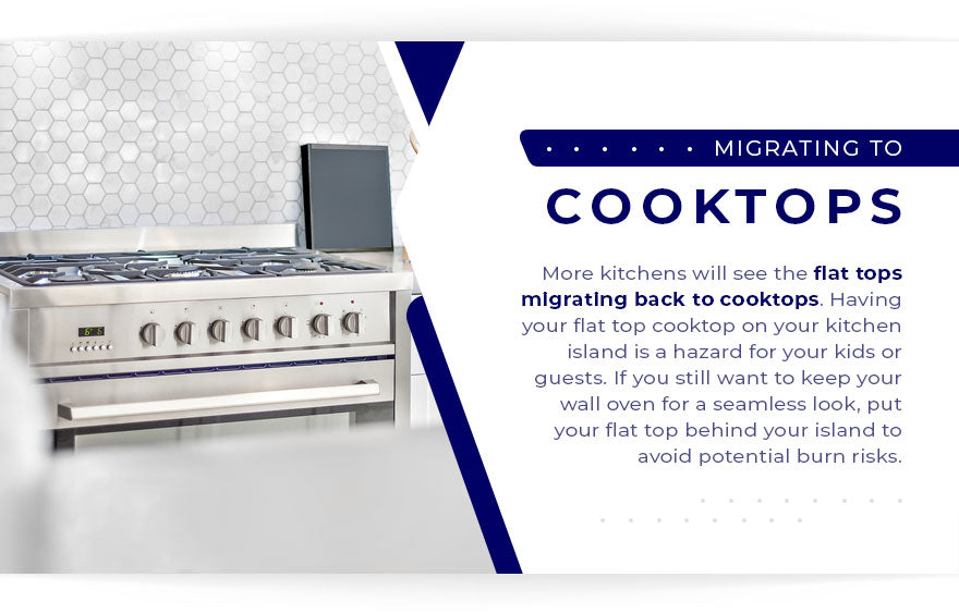 migrating to cooktops