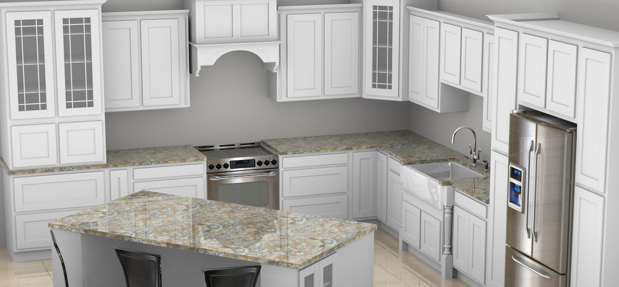 Wolf Classic - Kitchen Design Request - Wholesale Cabinet Supply