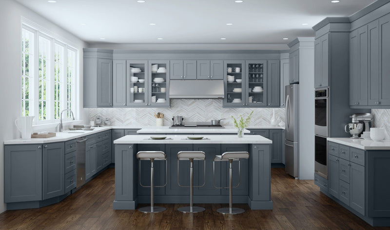 SD - Dover/Essex Castle - Sample Door - Wholesale Cabinet Supply Kitchen and Bath Cabinetry from JSI Cabinetry Designer Series