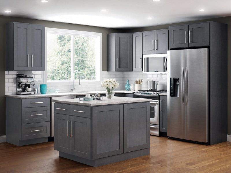 SD - Dover/Essex Lunar - Sample Door - Wholesale Cabinet Supply Kitchen and Bath Cabinetry from JSI Cabinetry Designer Series