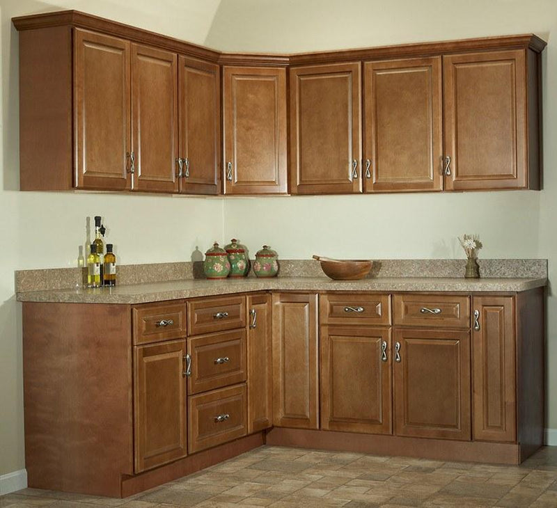 SD - Quincy Brown - Sample Door - Wholesale Cabinet Supply Kitchen and Bath Cabinetry from JSI Cabinetry Premier Series