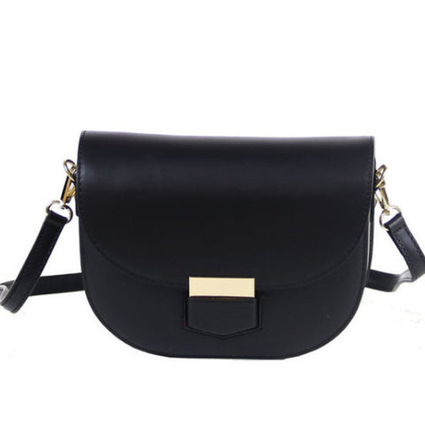 MIMI - LEATHER CROSSBODY BAG