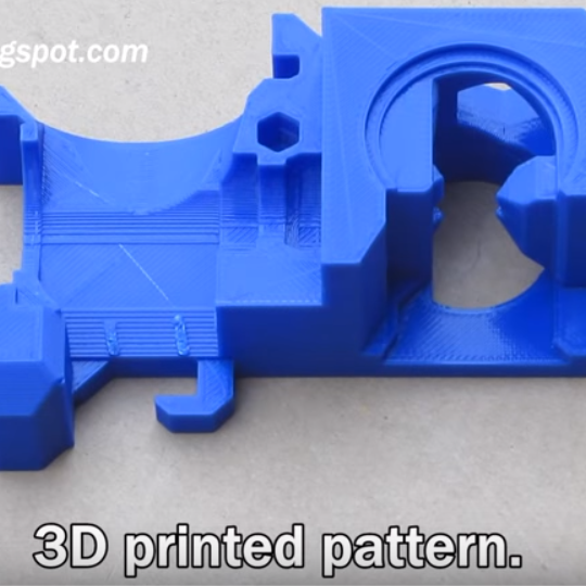 Metal Casting with 3D Printing PLA - Explained!