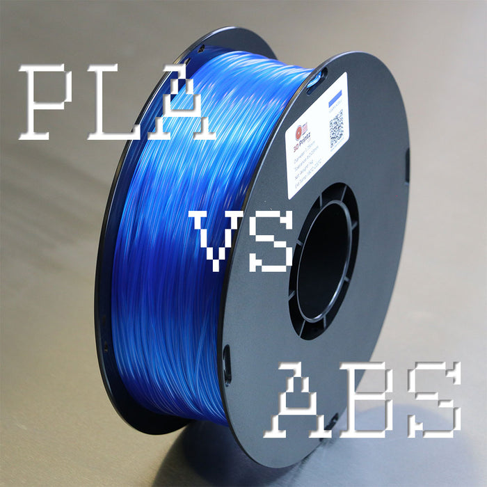 PLA vs ABS: What is best for 3D Printing?