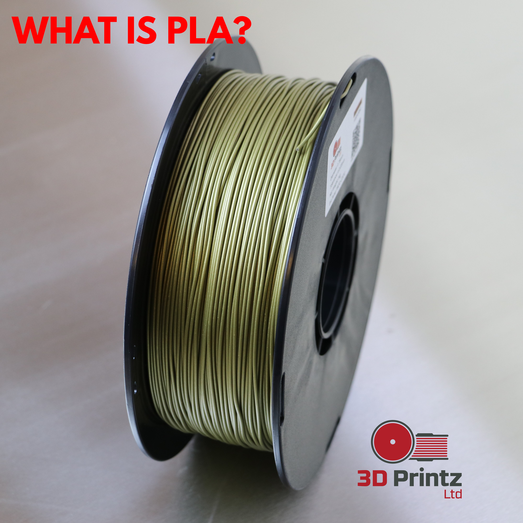 What is PLA? What is PLA Filament?