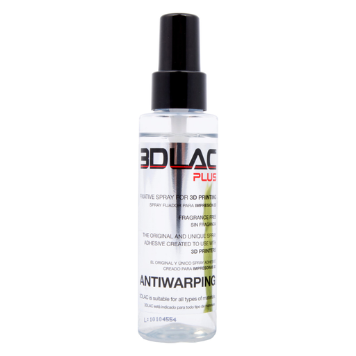 3DLAC PLUS: Anti Warping Spray