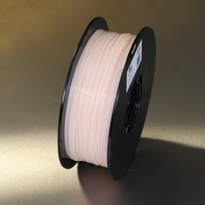 PLA 1.75mm Glow In The Dark Red