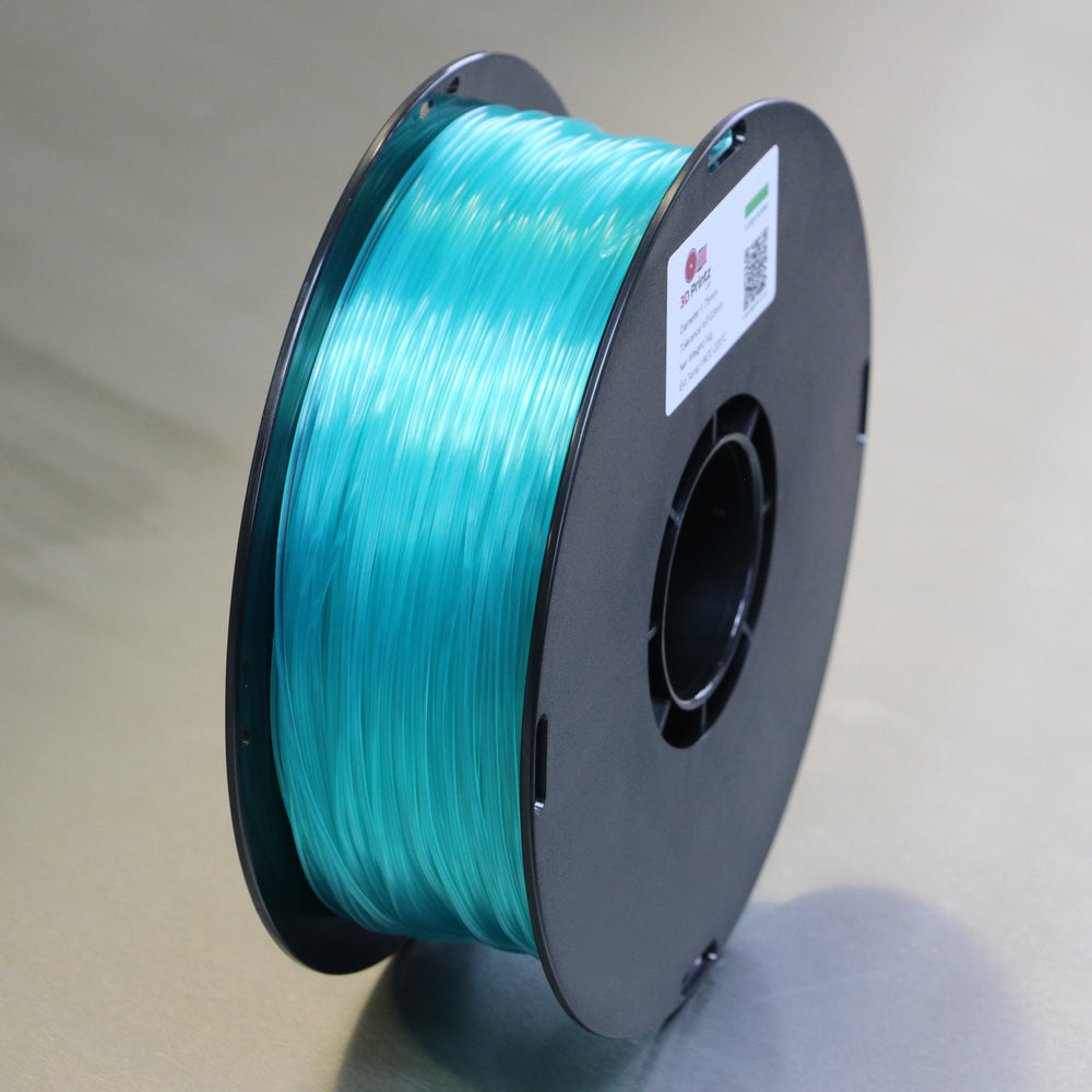 PLA Crystal Green 1.75mm