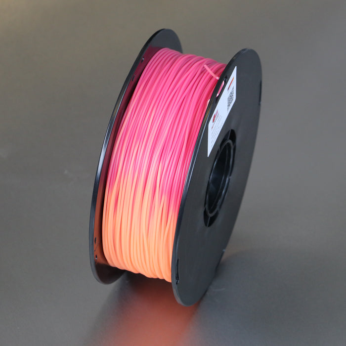 PLA Colour Change Purple - Red - Orange - 1.75mm