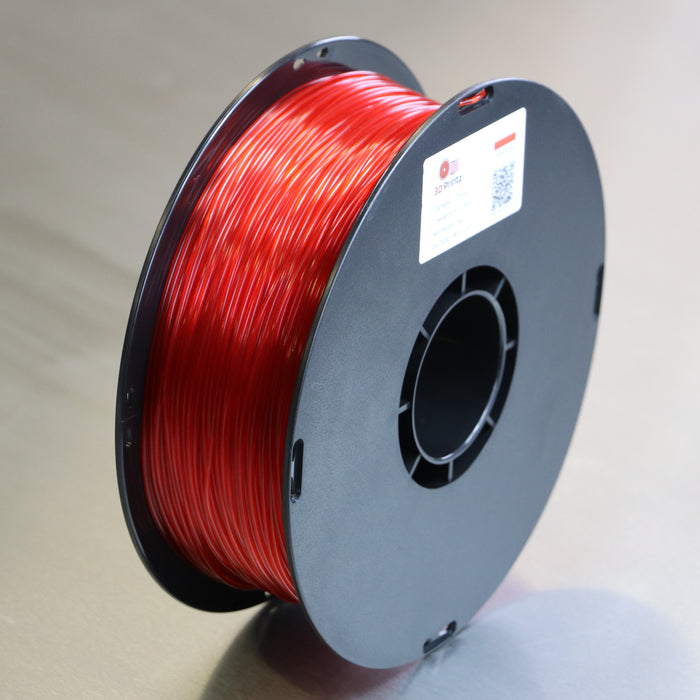 PLA Crystal Red 1.75mm