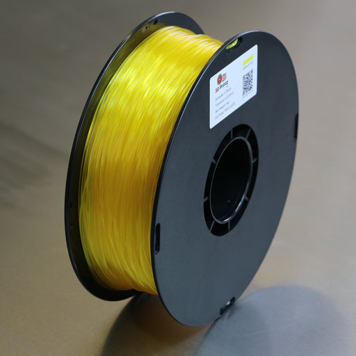 PLA Crystal Yellow 1.75mm