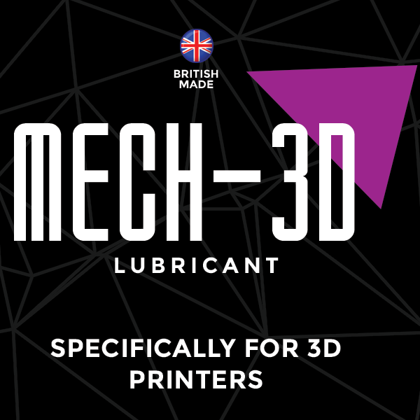 Mech-3D: Printer Oil