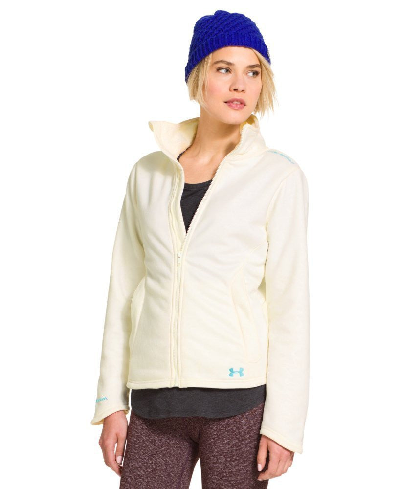 Ivory Under Armour Women's Jacket