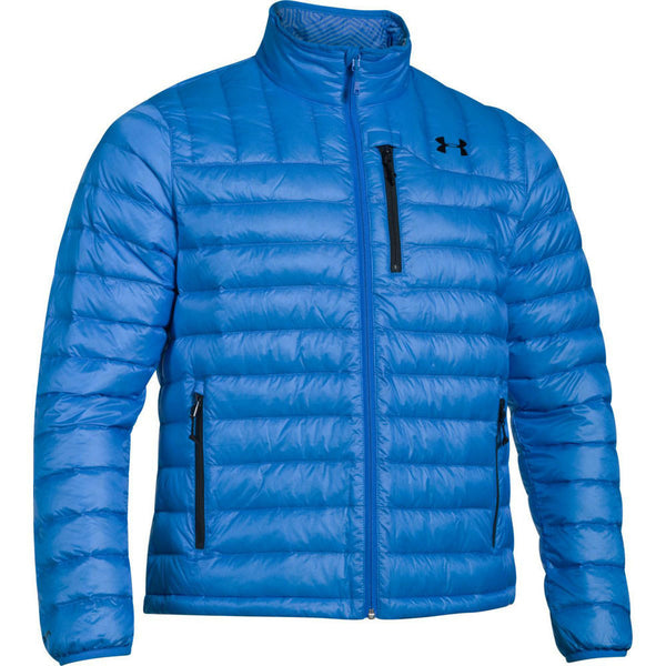 Blue Jet/Black Under Armour Men's Jacket