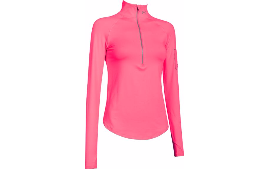 Rebel Pink Under Armour Women's Fitness Shirt