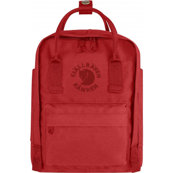 Red FjallRaven Bags