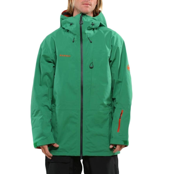 Green Mammut Men's Jacket
