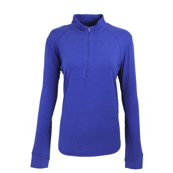 Blue SanSoleil Women's Shirt