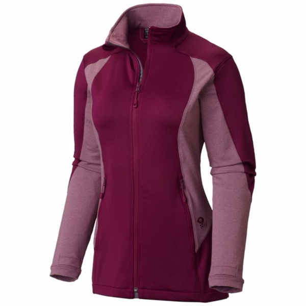 Dark Raspberry Mountain Hardwear Women's Jacket
