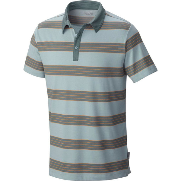 Ice Shadow Mountain Hardwear Men's Polo Shirt