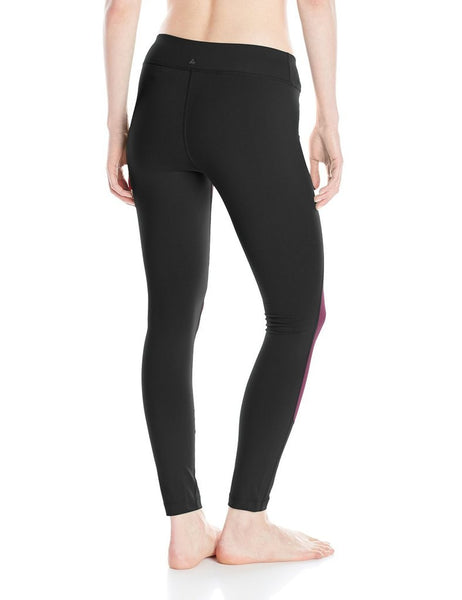 Black Plum PrAna Women's Fitness Pants