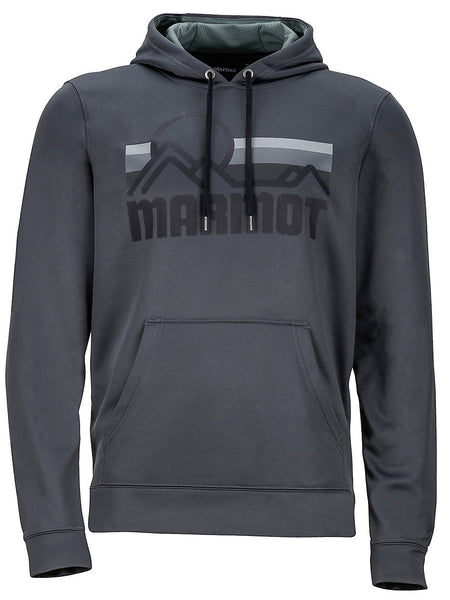 Slate Grey Marmot Men's Sweatshirt