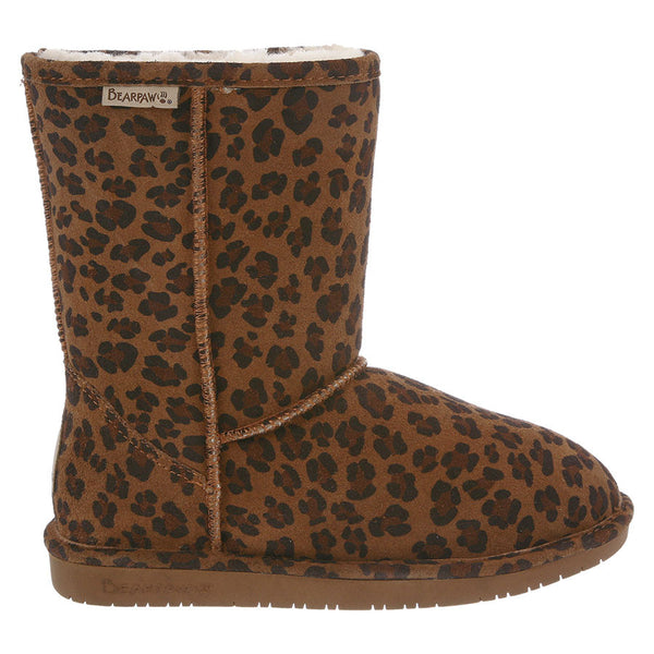 Hickory Leopard Bearpaw Women's Shoes