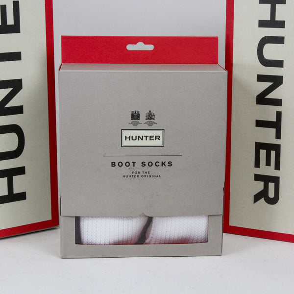 Optic white Hunter Women's Socks