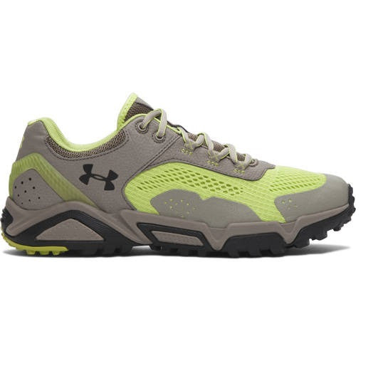 Stoneleigh Taupe/Zombie Green/Black Under Armour Men's Shoes
