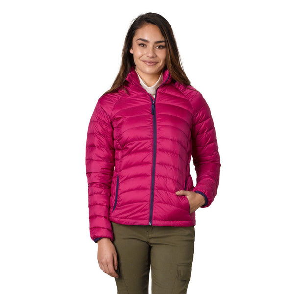 Deep Fuchsia PrAna Women's Jacket