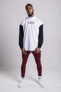 Long Sleeve Jersey - White