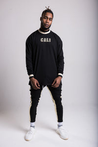 Long Sleeve Jersey - Black