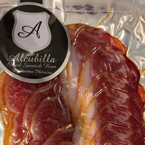 Alcubilla Sliced Iberico Loin for sale - Parsons Nose
