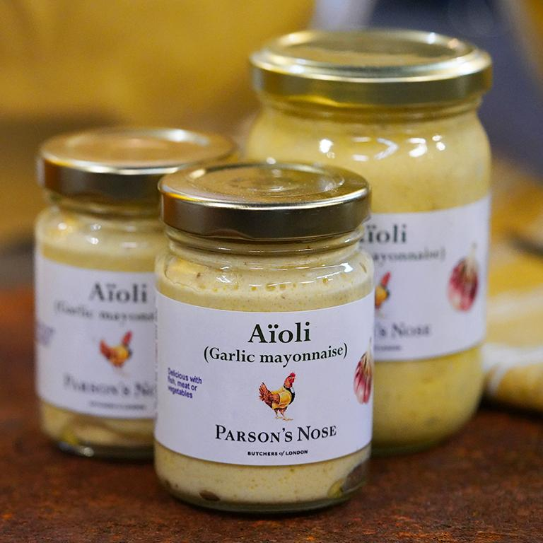 Aioli for sale - Parsons Nose
