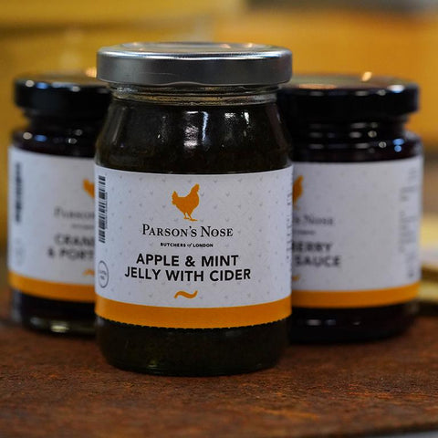 Apple & Mint Jelly with Cider for sale - Parsons Nose