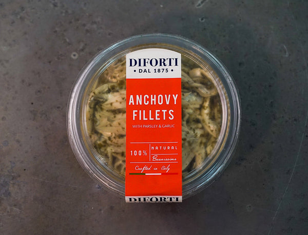 Diforti Anchovy Fillets for sale - Parsons Nose