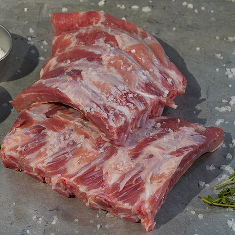 Pork Baby Back Ribs for sale - Parsons Nose